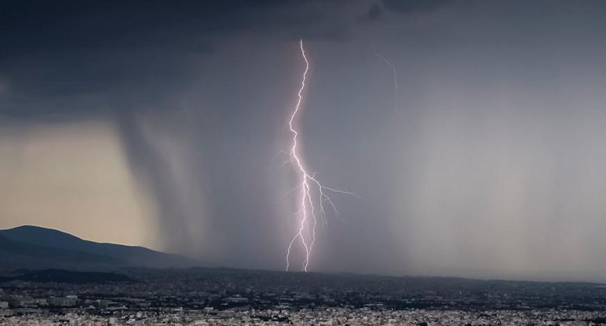 Καταστροφές από την κακοκαιρία στη Β. Ελλάδα