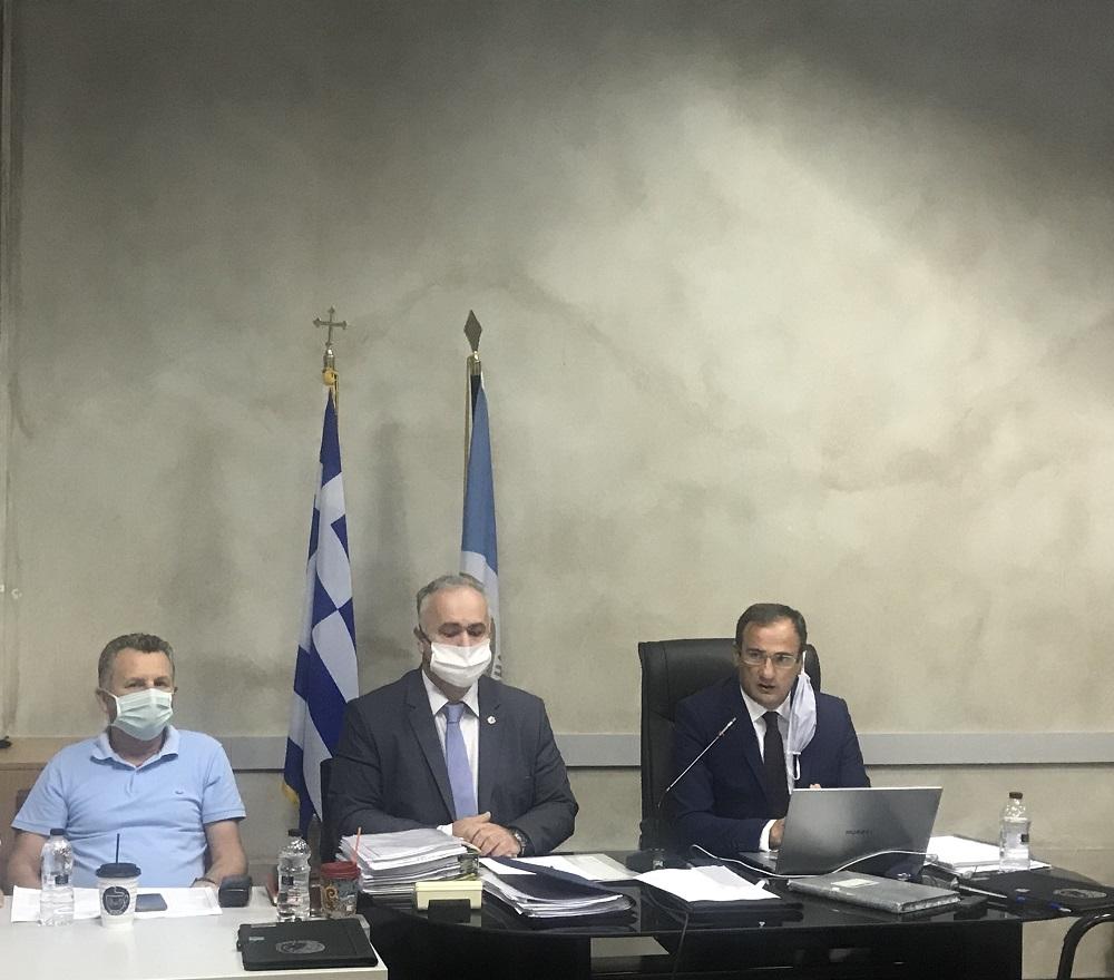 Εγκρίθηκε η ανταλλαγή οικοπέδων μεταξύ Δήμου Σερρών-ΔΕΥΑΣ