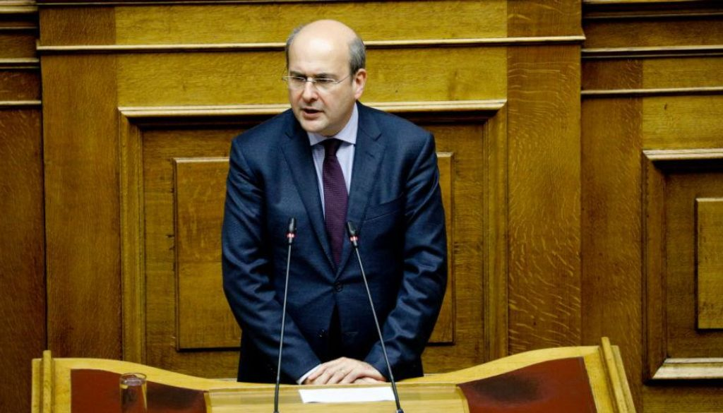 Χατζηδάκης: Θα δημιουργηθούν 17 μονάδες επεξεργασίας απορριμμάτων