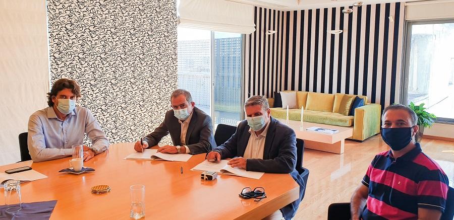 Νέα συνεργασία της SABO S.A. με τη Μεσόγειος A.E.