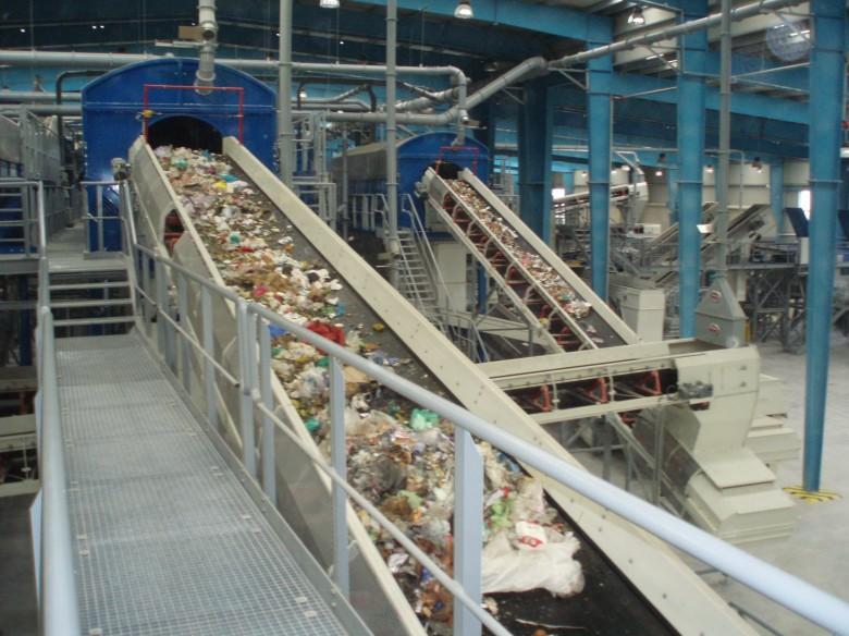 Κατασκευή Μονάδας Επεξεργασίας και Ανάκτησης Αποβλήτων (ΜΕΑ) και ΧΥΤΥ Ηρακλείου