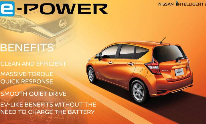 Πάνω από το «φράγμα» των 500.000 οι πωλήσεις ηλεκτρικών οχημάτων e-POWER στην Ιαπωνία