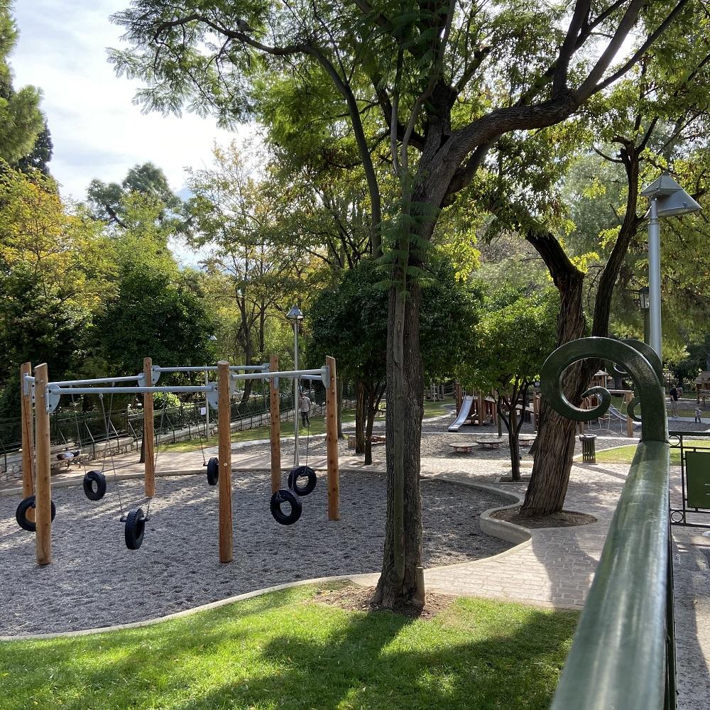 Η UNISON ανέλαβε τις υπηρεσίες καθαριότητας της νέας παιδικής χαράς στο Ζάππειο