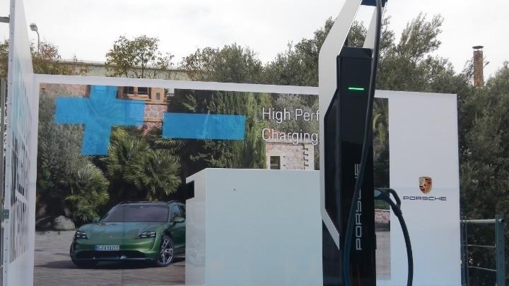 Τέθηκε σε λειτουργία στη Μεταμόρφωση Αττικής ο ισχυρότερος σταθμός φόρτισης ηλεκτροκίνητων αυτοκινήτων στην Ελλάδα