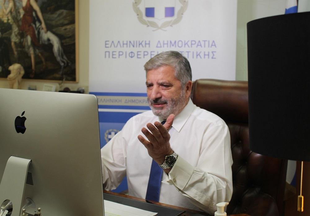 Υπερψηφίστηκε  από το Περιφερειακό Συμβούλιο Αττικής η τροποποίηση του Προγράμματος Εκτελεστέων έργων της Περιφέρειας Αττικής οικονομικού έτους 2021