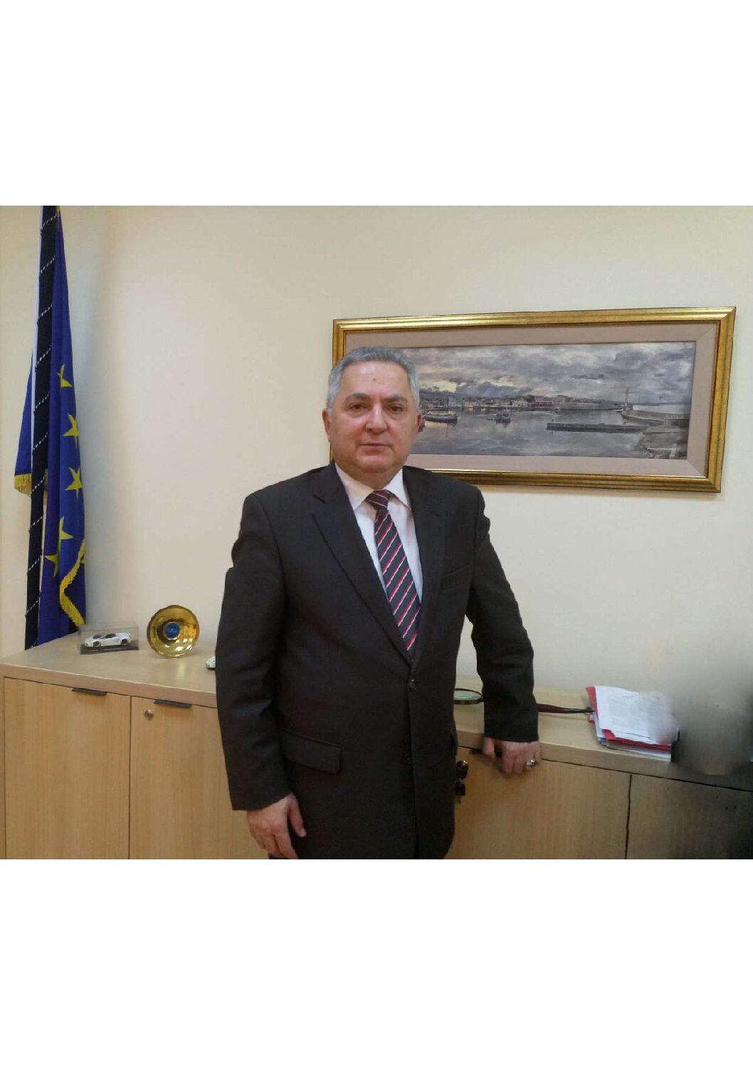 Ο οικονομολόγος Αθανάσιος Τορουνίδης αναλαμβάνει προσωρινά πρόεδρος της Ρυθμιστικής Αρχής Λιμένων